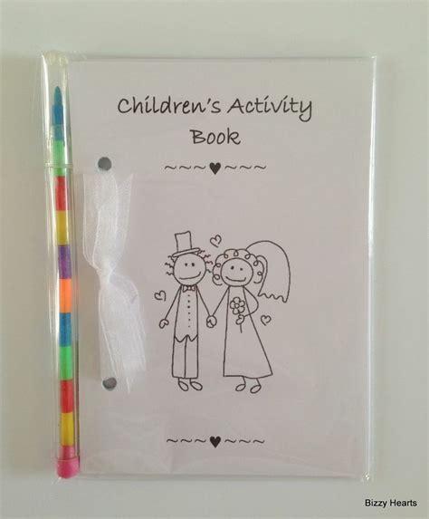 69 best wedding activity book images on pinterest 26 best images about kids activity tables on pinterest