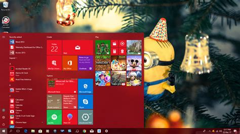 christmas themes win 10 how to create your own windows 10 christmas theme