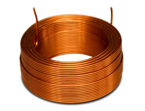 wire coil inductance air wire coil jantzen audio