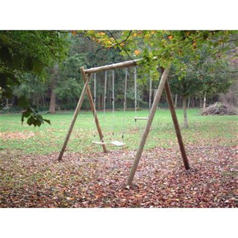 langley swing langley triple swing frame garden swings buy online