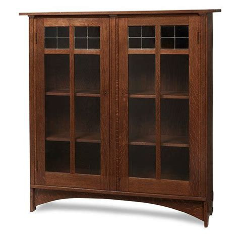 stickley bookcase for sale gustav stickley designed by harvey ellis 1852 1904