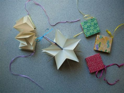 Books About Origami - origami books book binding