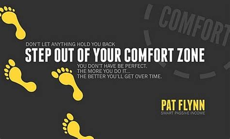 stepping outside of your comfort zone step out of your comfort zone quotes quotesgram