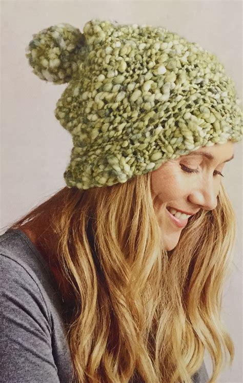 knitting moda kald slouchy beanie knitted beanie spotlight easy as
