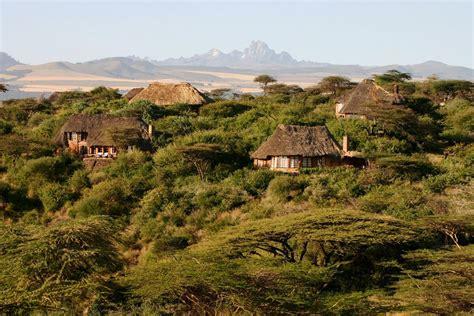 cottages at the wilderness luxury kenya safari lodge lewa wilderness of safari