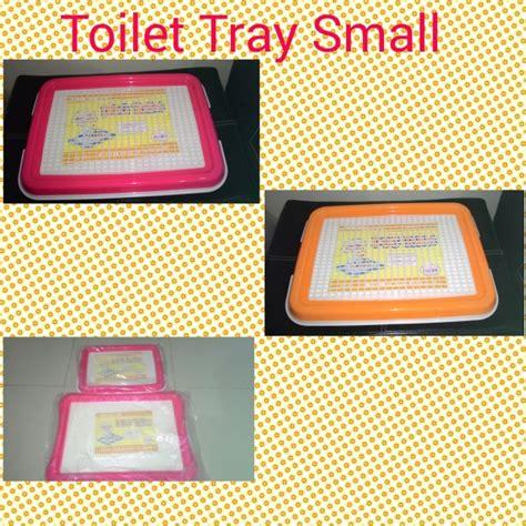 Toilet Hewan 1 Pet Toilet Tray Untuk Hewan Anda Toilet Hewan