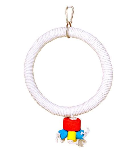 Rope Toys Circle ksk rope circle swing birds available at snapdeal for