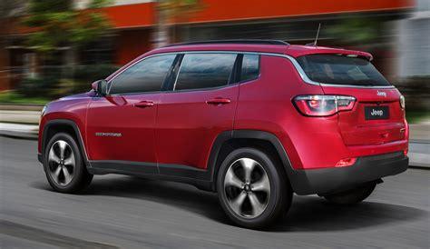 2018 jeep compass revealed australian launch late next