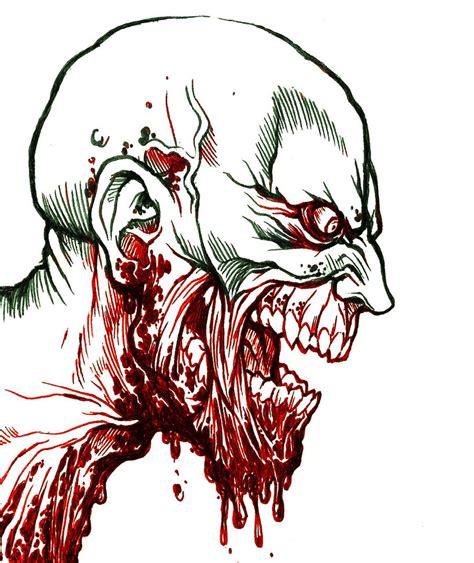 imagenes de dibujos a lapiz de zombies zombie 1 by leizarlegna on deviantart