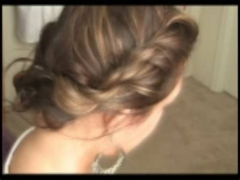 hairstyles quick and easy to do m diy hair tutorial easy bohemian twist how to do a cute