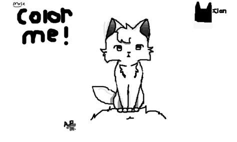 warrior cat template warrior cat template by autumnpelt1 on deviantart