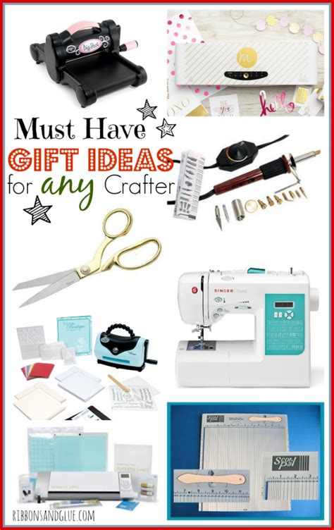 Awesome Gift Ideas - awesome gift ideas for crafters homesfeed