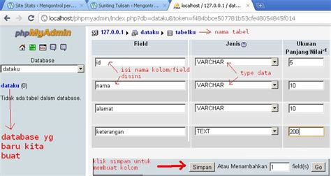 tutorial php untuk pemula pdf pengetahuan dasar database buat pemula dasar komputer
