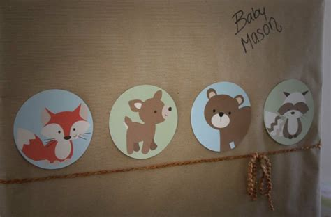 Forest Friends Baby Shower Decorations by 16 Best Images About Forest Friends Cing Baby Shower