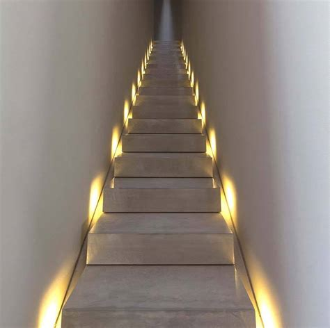 Stair Lighting Fixtures Staircase Lighting Ideas To Brighten Up Your Home