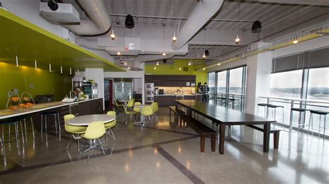 Seattle Office by Cool Spaces Zillow S Downtown Seattle Office