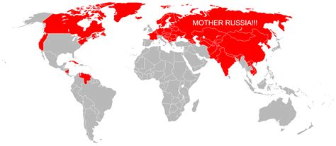 russia map in world talk russia uncyclopedia the content free encyclopedia
