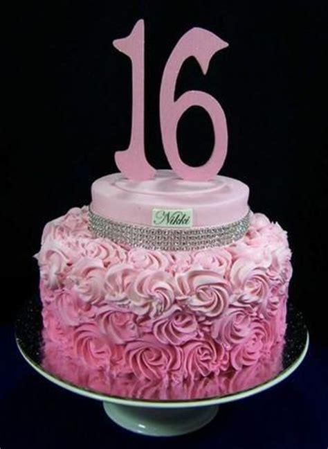 16th Birthday Cakes   A Birthday Cake