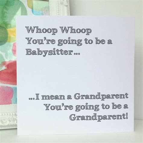 you re a grandparent books best 25 grandparent announcement ideas on
