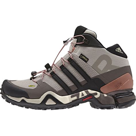 adidas outdoor terrex adidas outdoor terrex fast r mid gtx hiking boot women s