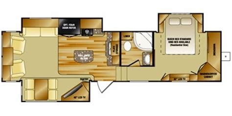 rushmore rv floor plans rushmore rv floor plans meze 2011 crossroads rushmore rf34sb trailer photos pictures