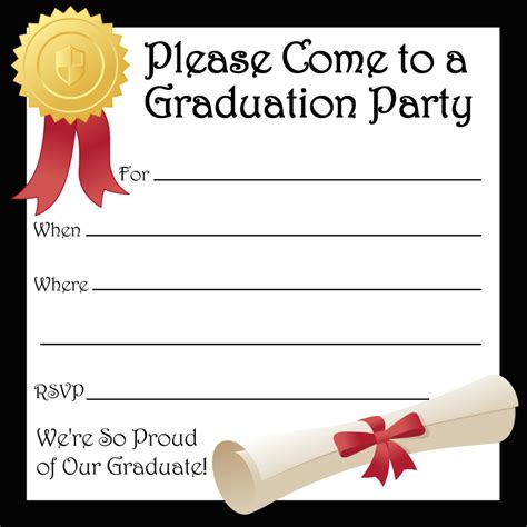 15 graduation flyers for inviting congratulating your