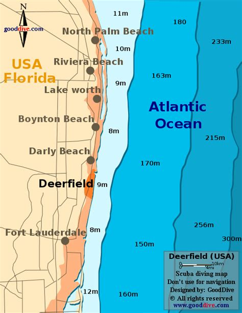 deerfield florida map clubmotorseattle