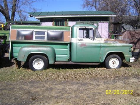 1958 dodge truck for sale 1958 dodge d 100 dodge trucks for sale trucks