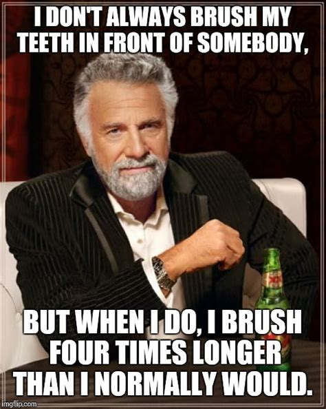 Brushing Teeth Meme - toothbrush imgflip