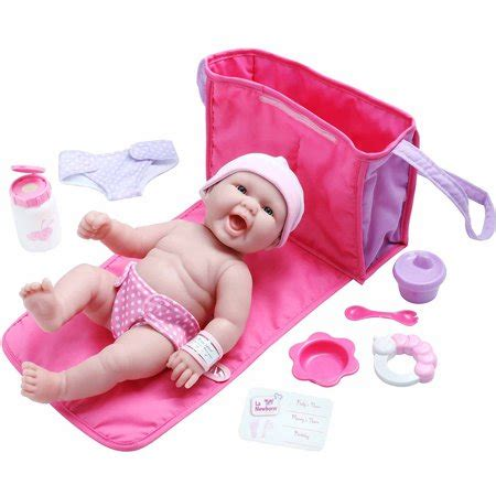 all baby dolls at walmart la newborn 13 quot like all vinyl baby doll bag