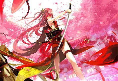 wallpaper anime samurai sexy samurai anime girls wallpapers imagez only