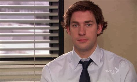 The Office Gif by The Office Jim Gif Find On Giphy