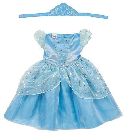 Cinderella Dress 9 nwt disney baby cinderella costume dress up size 6 9