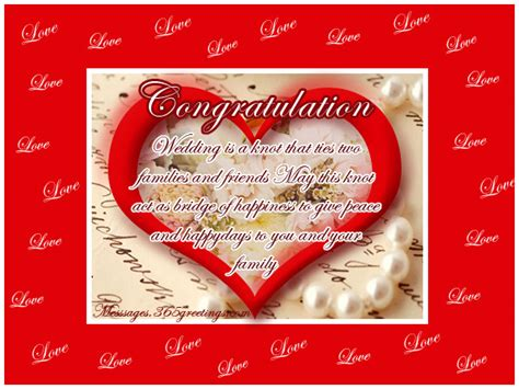 Wedding Congratulation Message In Advance by Top Wedding Wishes And Messages Easyday