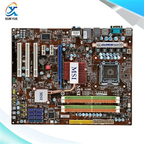 Motherboard Mobo Gigabyte Ga Ep45t Ud3lr Lga 775 high quality wholesale 775 socket motherboard from china 775 socket motherboard wholesalers