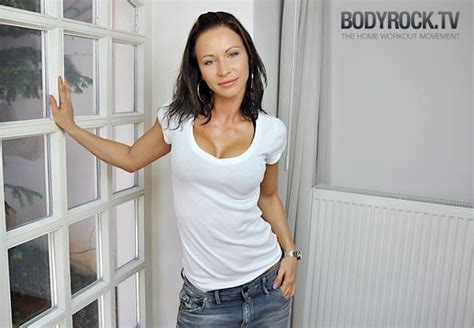 Zuzana Light by Zuzka Light Former Bodyrock Host And Now A Warriorz Host