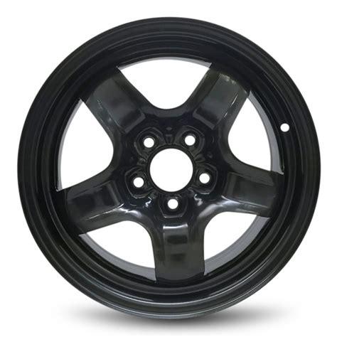 chevrolet cobalt wheels 16x6 5 chevrolet cobalt steel wheel road ready wheels