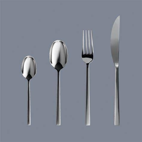 cutlery set denby 24 piece linear cutlery set ebay