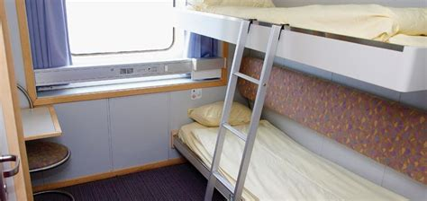What Is A 2 Berth Cabin by Cabins Outside 2 Berth On Normandie Ferries