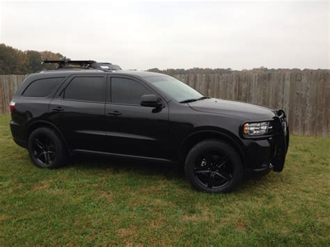 jeep durango blacked out wheels leveling kit and tires dodgeforum com