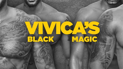 Sho Black Magic vivica s black magic episodes more lifetime