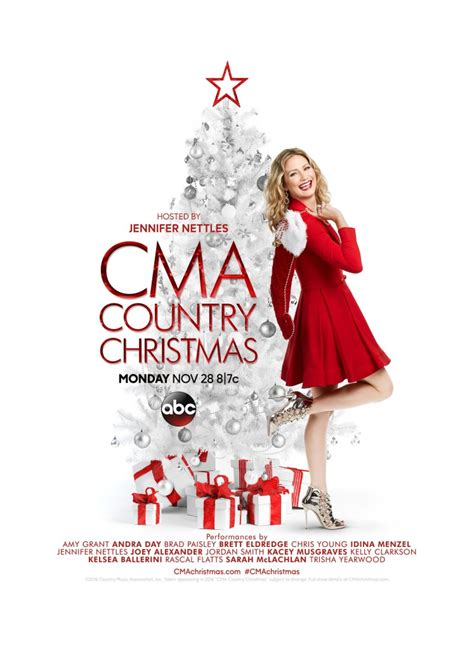 who is the first country to host christmas nettles returns as host for the cma country nashville country club