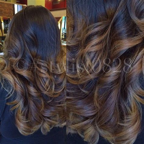 hair and makeup cbelltown 47 best balayage highlghts images on pinterest hair