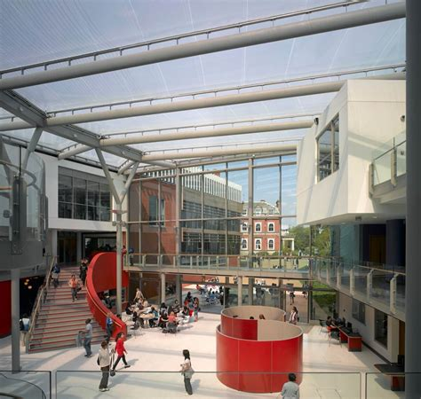 Thames College Manchester | west thames college rba acoustics