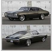 Kindig It Design On Twitter 1970 Chevelle Built By The