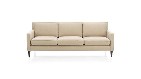 Crate And Barrel Rochelle Sofa by Rochelle Sofa Crate And Barrel
