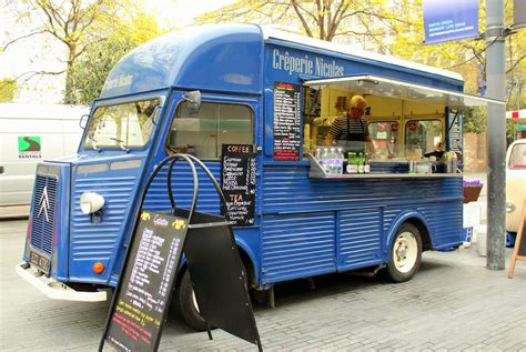 5 Best Food Trucks in London