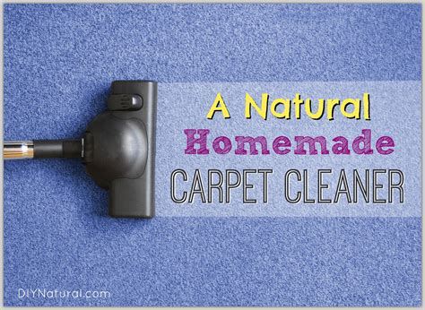 home made rug cleaner carpet cleaner and stain remover