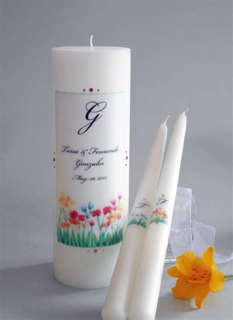 Wedding Bible Ep 1 by Watercolor Wedding Unity Candles 7 Designs 6 Verses