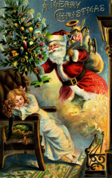 images of christmas father deck the holiday s santa claus st nick and christmas